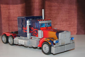 Transformers Optimus Prime - Revenge of the Fallen