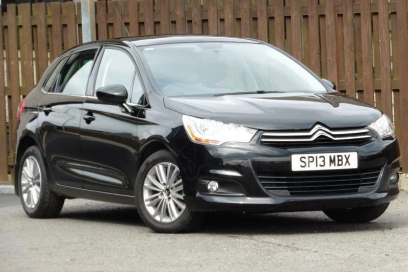 2013 citroen c4 1 6 hdi vtr 5dr hatchback diesel in newmachar aberdeen gumtree. Black Bedroom Furniture Sets. Home Design Ideas