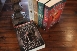 Game Of Thrones - 5 book set