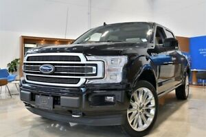 """2019 Ford F-150 4x4 - Supercrew Limited - 145"""" WB"""