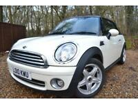 2010 MINI CONVERTIBLE 1.6 One