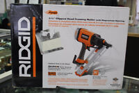 "Ridgid R350CHECN 3-1/2"" Clipped Head Framing Nailer NEW!"