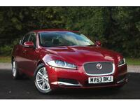 2013 JAGUAR XF D V6 LUXURY SALOON DIESEL