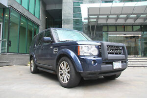 2011 Land Rover LR4 HSE - Fully Upgraded with Leather Seats