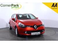 2014 RENAULT CLIO EXPRESSION PLUS ENERGY DCI ECO2 S/S HATCHBACK DIESEL