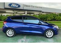 2018 Ford Fiesta 1.0 EcoBoost Titanium 3dr Hatchback Petrol Manual