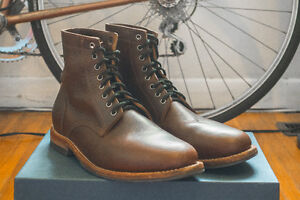 """Oak Street Bootmakers """"Trench Boot"""" (Brown) Size 12"""