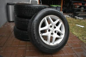 215/65R16 98T TIRES FOR SALE