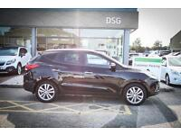 2012 62 HYUNDAI IX35 2.0 CRDi Premium 5dr in Black