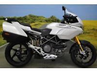 Ducati Multistrada 1100S **OHLINS SUSPENSION, BREMBO BRAKES, PANNIERS**