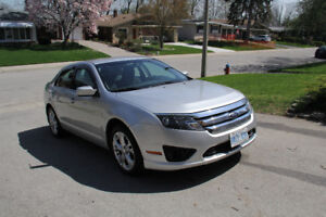 2012 Ford Fusion - $5995 - Bluetooth - Alloy Rims - 180k - 4Cyl