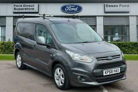 image for 2018 Ford Transit Connect 1.5 TDCi 120ps Limited Van Panel Van Diesel Manual