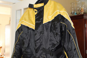 New, Sonic Motorcycle Jacket For Sale