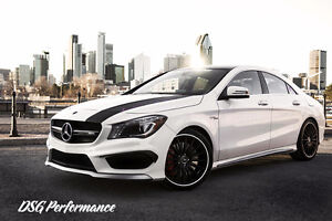 2016 Mercedes-Benz CL-Class CLA45 AMG Sedan
