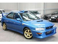 Subaru Impreza Turbo 555 WRC LIMITED Type RA Classic!! ( wrx Sti )