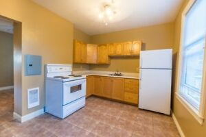 1 Bedroom Apartment Downtown Moncton (HEAT & LIGHTS INCLUDED)