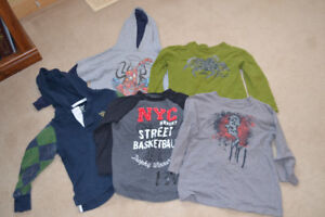 Boy's Clothing Lot / Sizes:  4/5 & 4 & S