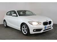 2015 15 BMW 1 SERIES 1.5 116D ED PLUS 3D 114 BHP DIESEL