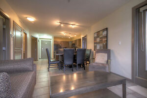 Three bedroom condo suite located in the Lower Mission