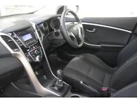 2015 Hyundai i30 1.6 CRDi S Blue Drive (110 PS) Diesel white Manual
