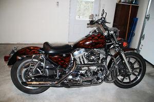 Moto Harley-Davidson à vendre