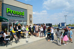 Best New Sandwich Franchise Opening 1st Store in Regina!