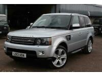 2013 Land Rover Range Rover Sport 3.0 SD V6 HSE Black Edition 4X4 (s/s) 5dr SUV