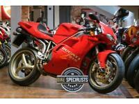 Ducati 916 Strada Monoposto Excellent UK Example. used