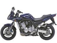 Wanted Yamaha Fazer 1000