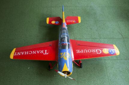YAK 54 1500mm Radio Control Stunt Plane Paradise Point Gold Coast North Preview