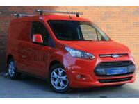 2015 Ford Transit Connect 1.6 TDCi 200 Limited L1 5dr Panel Van Diesel Manual