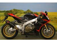 Aprilia RSV4 Factory APRC ABS 13 **FULL AKRAPOVIC EXHAUST, OHLINES SUSPENSION**