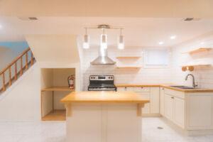 Basement for rent, ideal for 3-4 ppl near Islington/Elmhurst