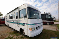 1997 Hurricane 30' Class A Motorhome For Sale