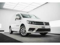 2018 Volkswagen Caddy 2.0 C20 PLUS TDI HIGHLINE AIR CON - SAT NAV - EURO 6 PANEL