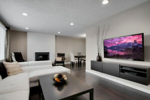 Stunning Desert Oasis!! Minutes to Downtown Calgary