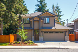 Great Price for this beautiful Brentwood Bay home!