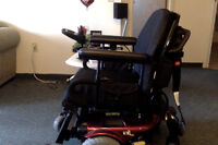wheelchair, Powerchair, electric wheelchair