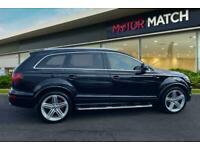 2014 Audi Q7 S LINE + TDI QUATTRO AUTO SUV Diesel Automatic