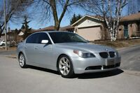 2004 BMW 545i 6-Speed