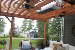 Patio Heater Sale
