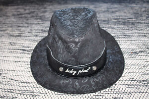 New Baby Phat fedora hat