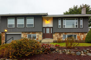 Family perfection in the heart of Saanichton!