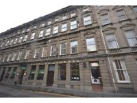 Spacious two bedroom furished flat to rent in Dundee City Centre