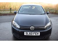 Volkswagen Golf Match TDI 1.6 105 PS (black) 2010