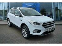 2019 Ford Kuga TITANIUM EDITION TDCI 5dr - PART LEATHER UPHOLSTERY, KEYLESS ENTR