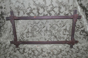 Old Long Narrow Wooden Frame #2