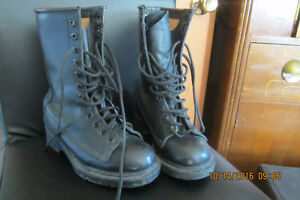 Black Leather Boots London Ontario image 3