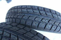 2 155/80r13 new never installed winter tires