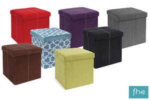 Brand New Storage Ottomans! Various Sizes! Call 506-854-6686!
